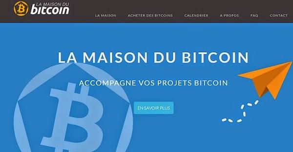 Primer centro de Bitcoin de Europa: La Maison du Bitcoin