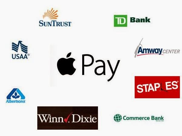 Más empresas se unen a Apple Pay