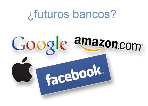 Grandes compañías tecnológicas que amenazan al sector bancario