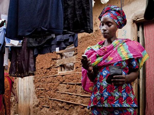 La banca móvil en el tercer mundo