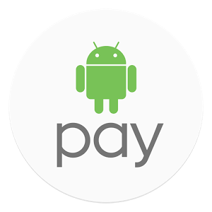 Logo de Android Pay