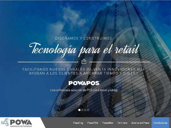 Powa Technologies, tecnología para la pequeña empresa