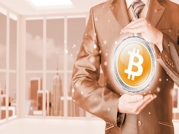 Banca y technología Blockchain
