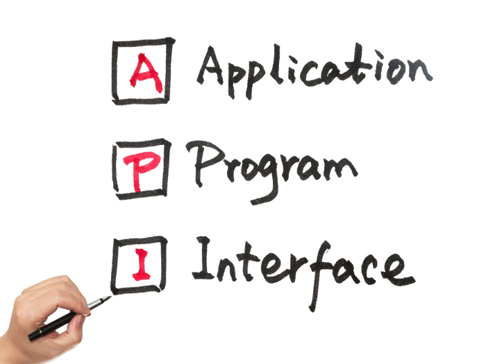 API - Application program interface