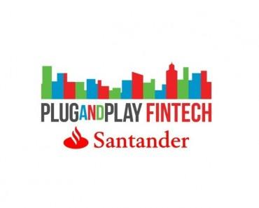 Banco Santander y Plug and Play impulsarán a ocho startups de fintech