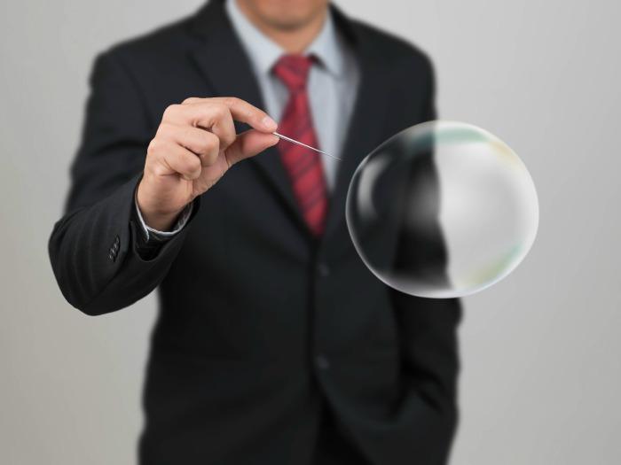 ¿Que hay de burbuja en el sector fintech?