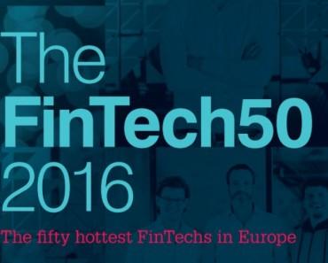Las 50 empresas fintech que están cambiando las reglas del juego en Europa