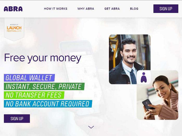 Abra, empresa especializada en tecnología blockchain