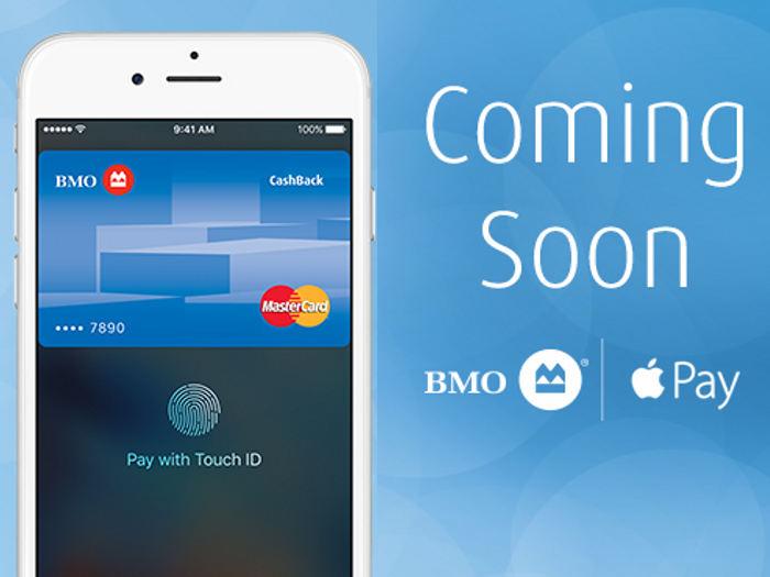 BMO y Mastercard desarrollan un sistema de seguridad biométrico para los pagos a través de Internet