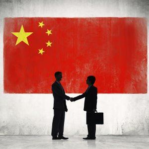 China futuro comercio mundial