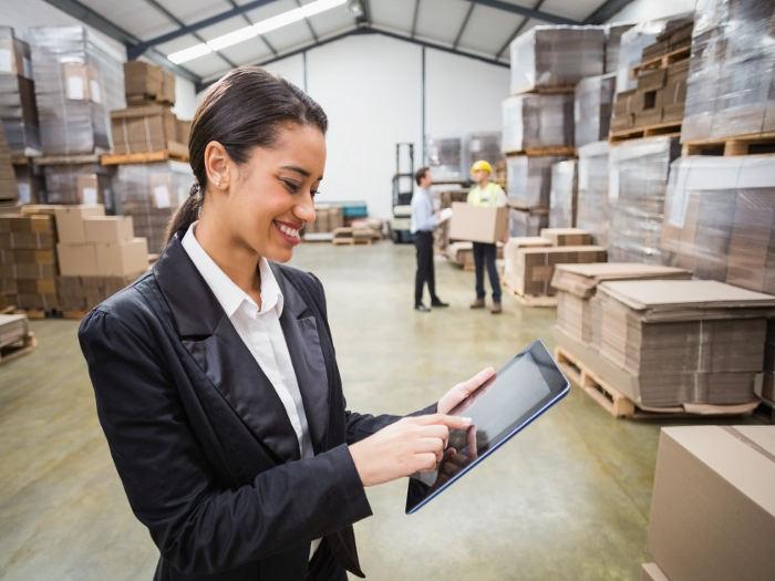 Digitalización de la cadena de suministro