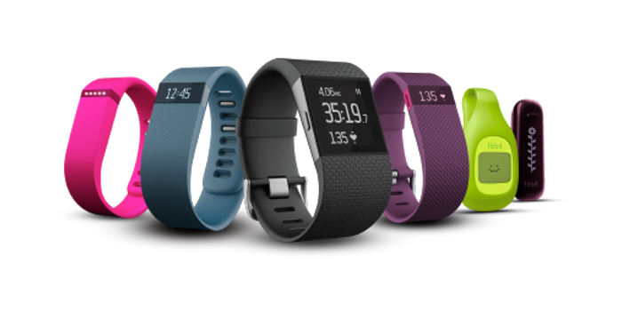 Dispositivos fitbit