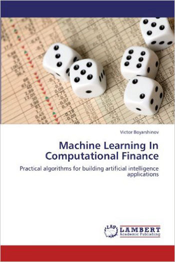Libro: Machine Learning In Computational Finance