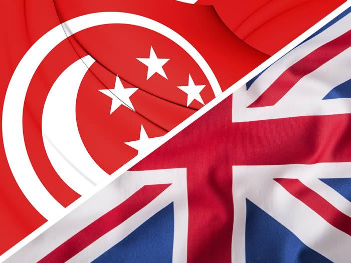 Acuerdo entre el Reino Unido y singapur en materia de fintech