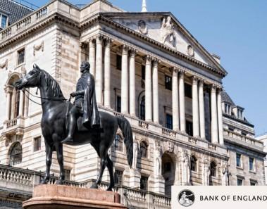 El Banco de Inglaterra crea una aceleradora de empresas Fintech