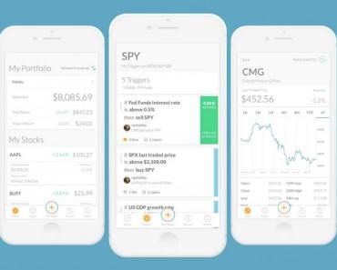 Trigger, la nueva app para inversores minoristas