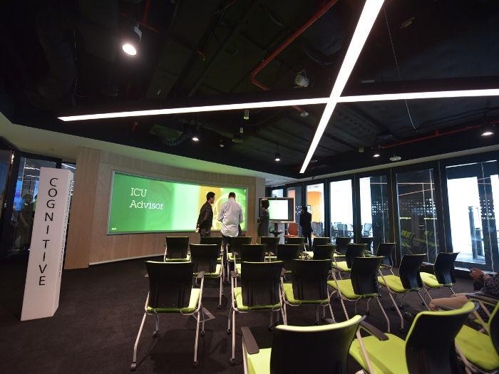 Centro Watson de IBM en Singapur