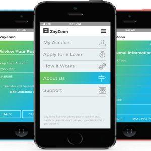 ZayZoon, la app que promete revolucionar los préstamos nómina