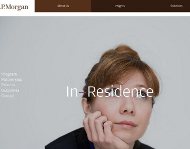 In-Residence, nuevo programa para startups fintech de JP Morgan