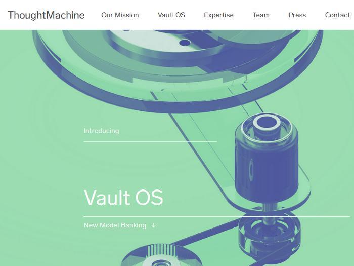 Vault OS, un sistema operativo para bancos basado en blockchain