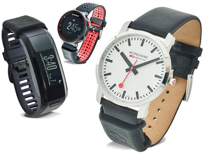 bPay loop insertado en relojes y pulseras