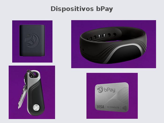 bPay loop y otros dispositivos de pagos contactless de bPay