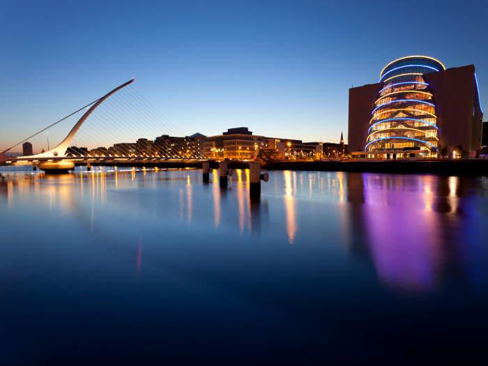 5 empresas fintech destacadas en Irlanda