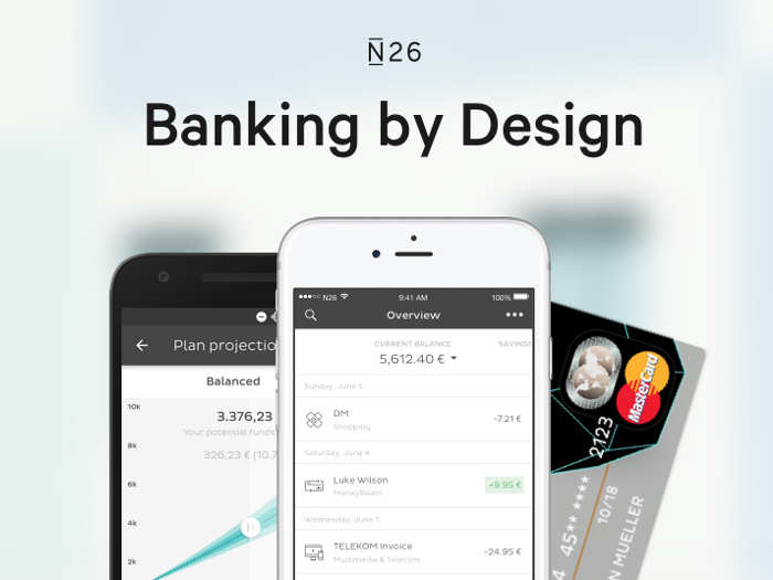 Banco digital N26