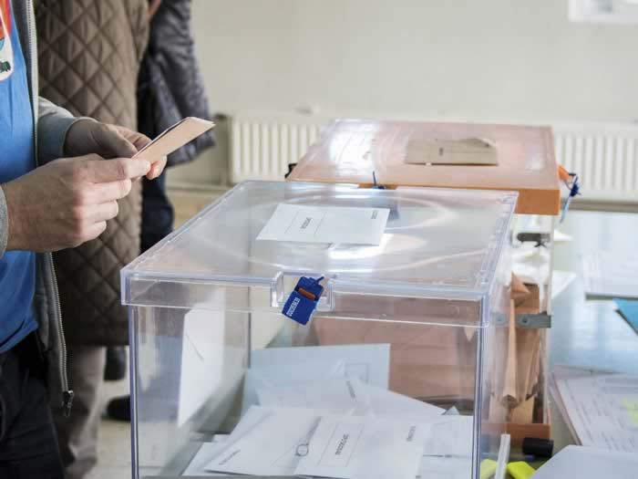 Votación electrónica con blockchain