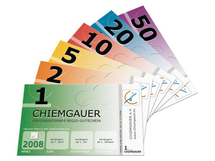 Chiemgauer, moneda social complementaria en Alemania