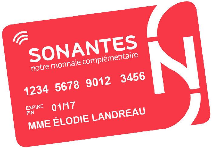 Monedas digitales: el SoNantes, de Nantes, Francia