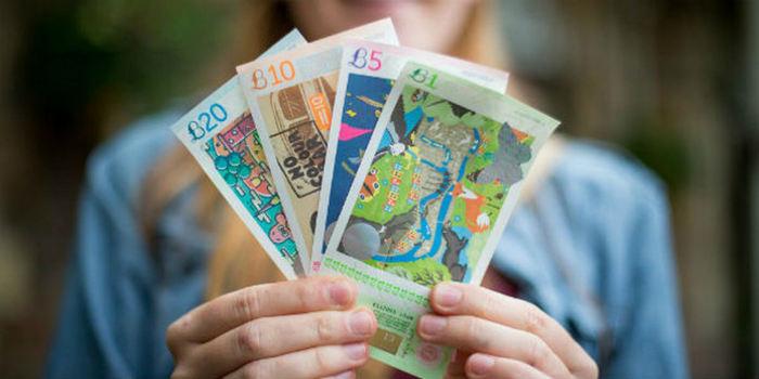 Monedas digitales locales: Bristol Pound