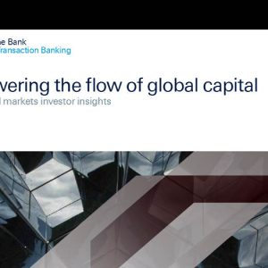 Nuevo informe del Deutsche Bank prevé una amplia adopción de la blockchain antes de lo esperado
