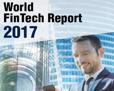 Capgemini y LinkedIn publican el World FinTech Report 2017