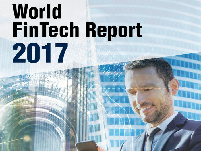 Capgemini y LinkedIn publican el World FinTech Report 2017