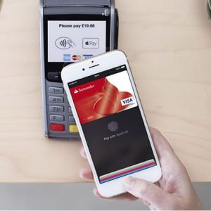 Apple pay y Banco Santander