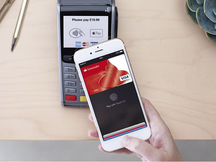 Apple Pay aterriza en España con el Banco Santander