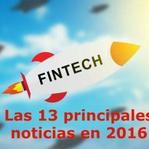 Principales noticias fintech en 2016