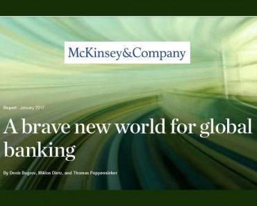 Los beneficios de la banca podrían reducirse considerablemente en 2020