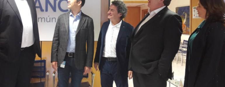 La tecnología Blockchain llega a Galicia con Abanca y Microsoft