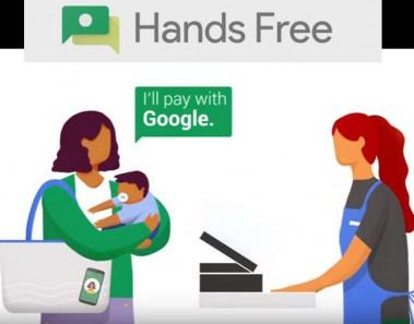 Google pone fin a las pruebas de su app de pagos Hands Free