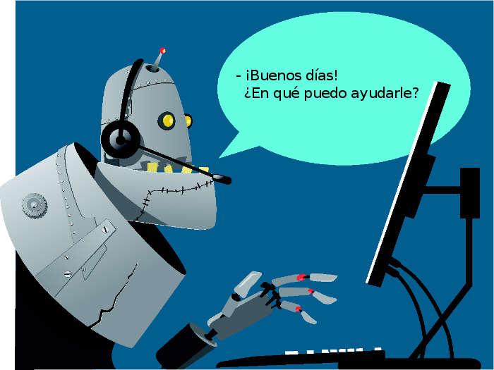 Sistema de IA de atención al cliente