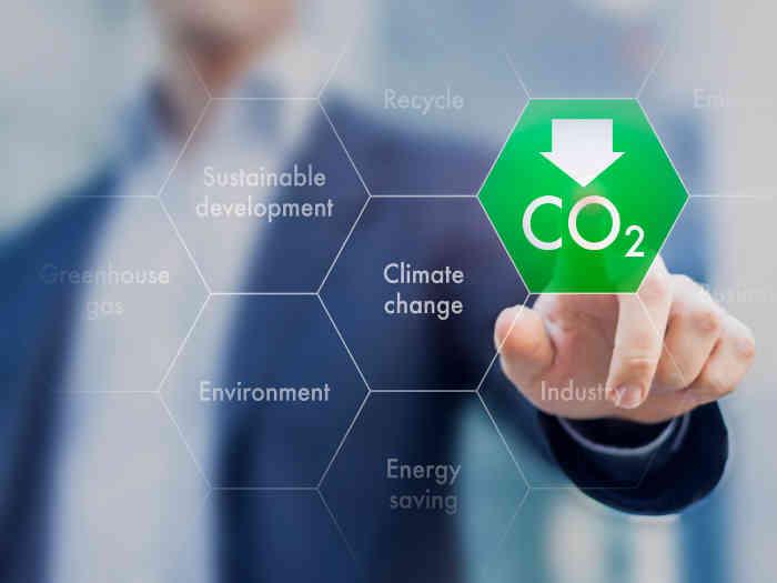Mercado de emisiones de carbono basado en IBM Blockchain