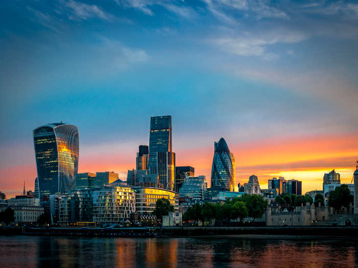 Londres, capital fintech europea