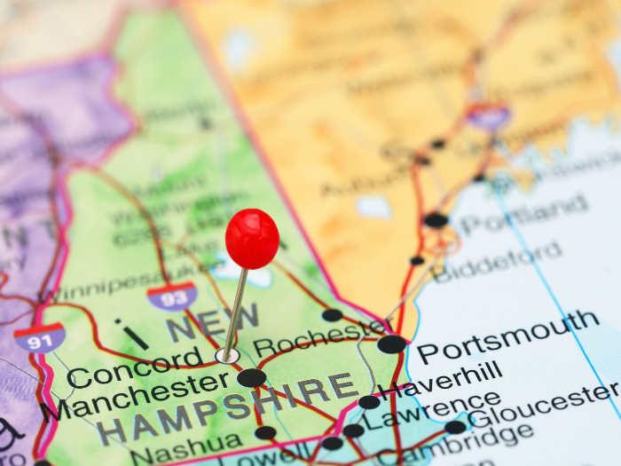 New Hampshire desregula el bitcoin
