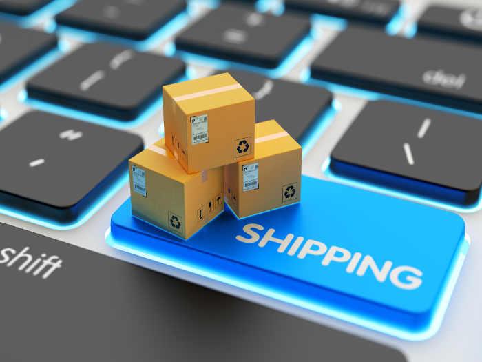 Envío digitalizado de mercancías