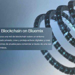 IBM Blockchain, el primer servicio de creación de blockchains para empresas