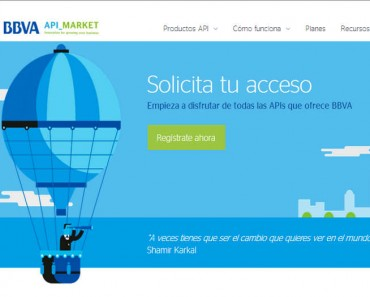 BBVA API Market