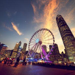 Acuerdo entre Australia y Hong Kong sobre cooperación en fintech