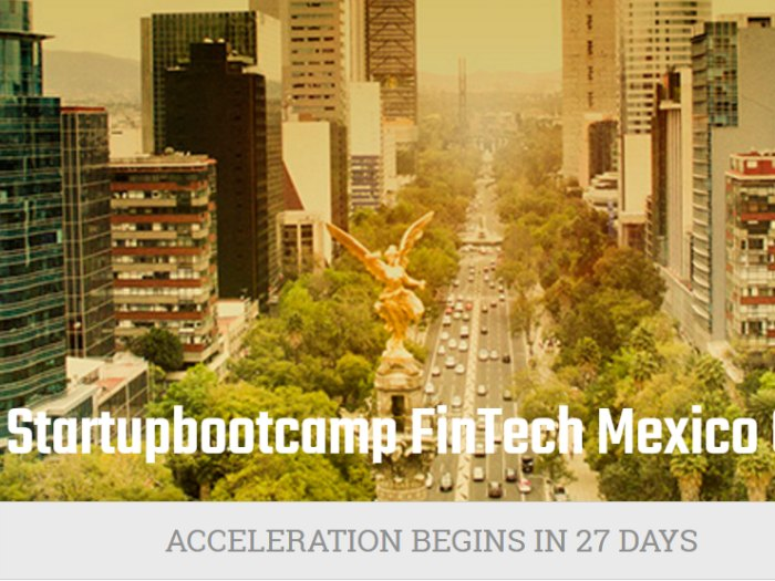 Startupbootcamp Fintech Mexico City